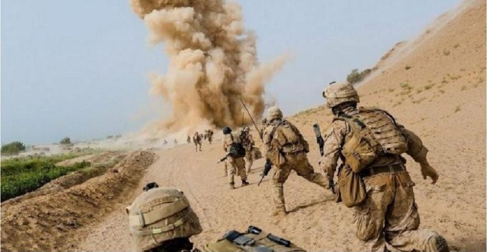अफगानिस्तानमा झडप र बम विस्फोटमा दश तालिबानी लडाकू मारिए