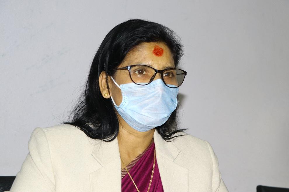 महिला नेतृत्व बढाउनुभन्दा टिकाउनु चुनौतीः मन्त्री अर्याल