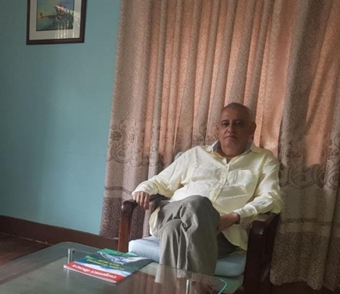 रामचन्द्र दाईलगायतका सभापतिका आकाँक्षीसँग सल्लाह गरेर निर्णय लिन्छौंः महामन्त्री डा कोईराला (अन्तरवार्ता)
