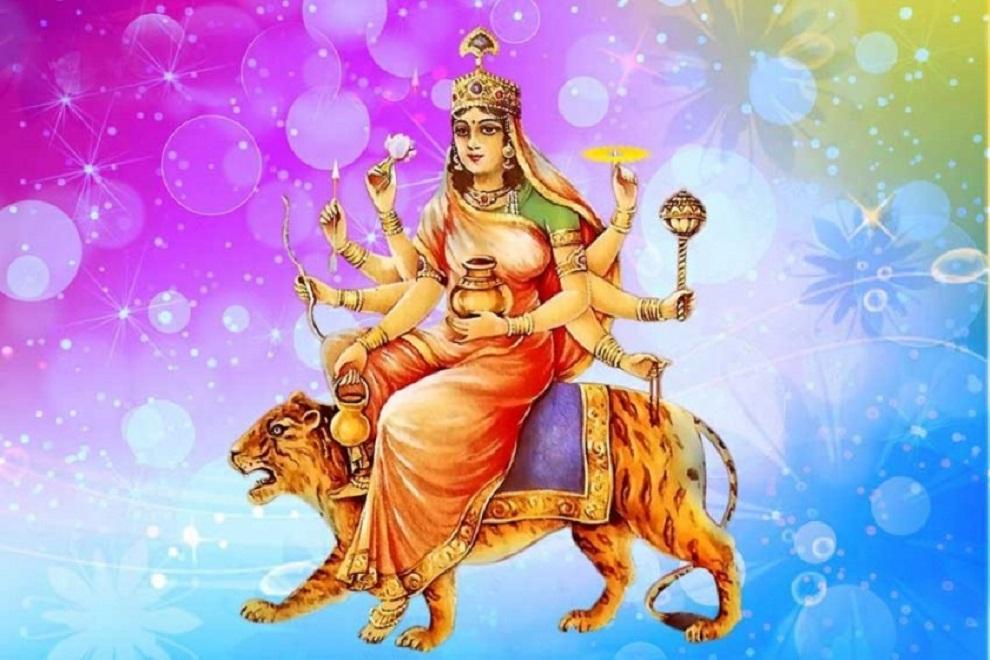 आज महान् चाड बडादसैंको चौथो दिनः आराध्या देवी कुष्माण्डाको पूजाअर्चना गरिँदै