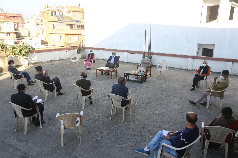 कांग्रेसले वडा सदस्य र क्षेत्रीय प्रतिनिधिमा समावेशी समूहलाई अनिवार्य गर्ने