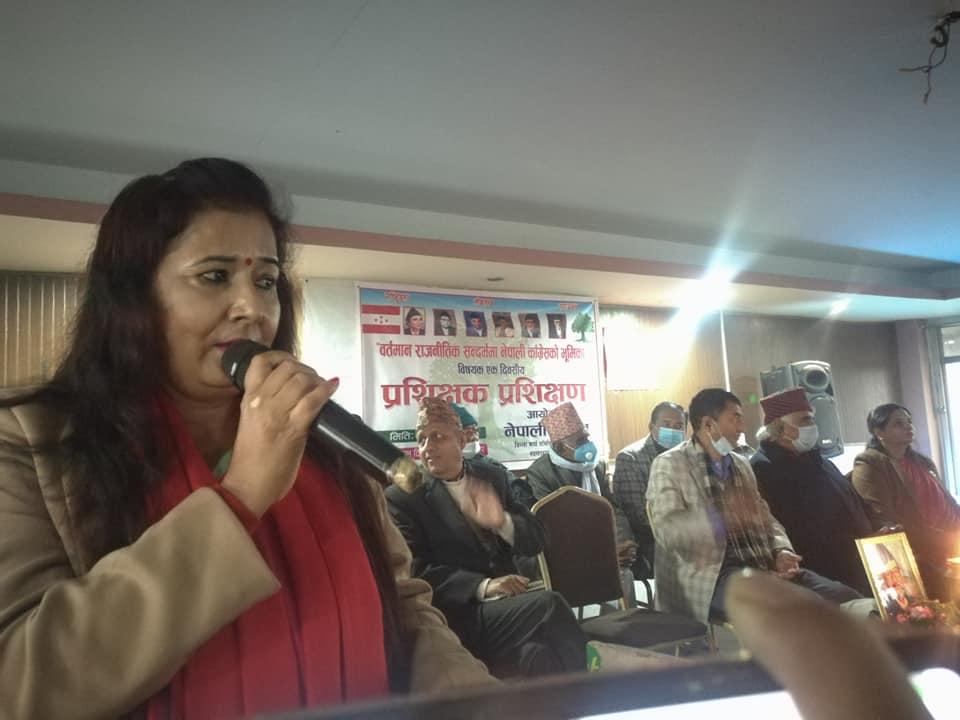 अब शेरबहादुर, रामचन्द्र वा सिटौलाको गुटको भन्दा नीतिको राजनीति जरुरीः डा संगौला