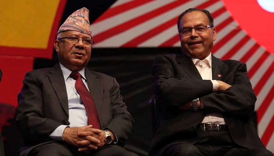एमाले एकता जोगाउन खनाल–नेपालसहित १५ नेताको सयुक्त अपिल