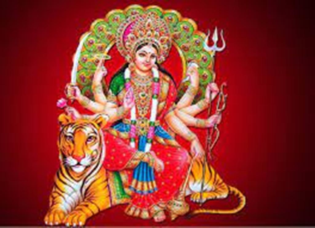 नवरात्रमा पार्वतीबाट जन्म लिएकी स्कन्दमाताको पूजा आराधना