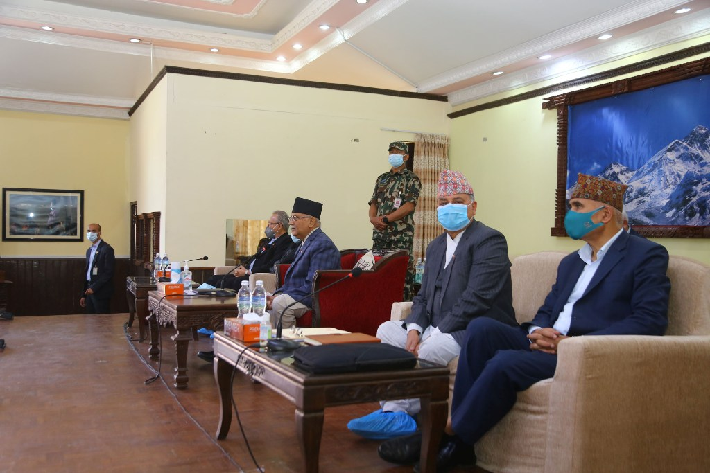 यस्तो बनाईयो एमाले महाधिवेशन आयोजक कमिटी, नेपाल पक्ष जिम्मेवारबिहीन