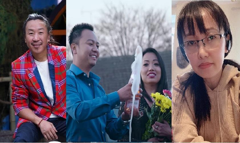 बेलायतबाट गीतकार ताराले ल्याइन् राजेशको आजावमा नयाँ गीत (भिडियोसहित)