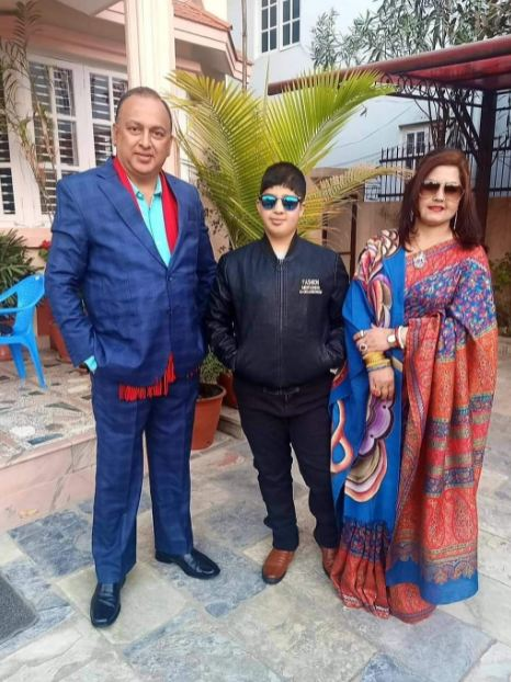 छोरा र पत्नि अन्जनासहित काँग्रेस नेता शंकर भण्डारीलाई कोरोना संक्रमण पुष्टी