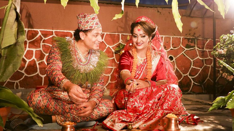 आयो तिम्रै राजामा यसराज र सरिता बेहुला बेहुली (भिडियोसहित)