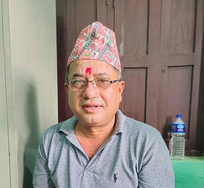 काँग्रेस सचिव भण्डारीसहितको बैठकले हकिवका परिवारलाई गर्यो क्षतिपूर्तिका लागि सिफारिस