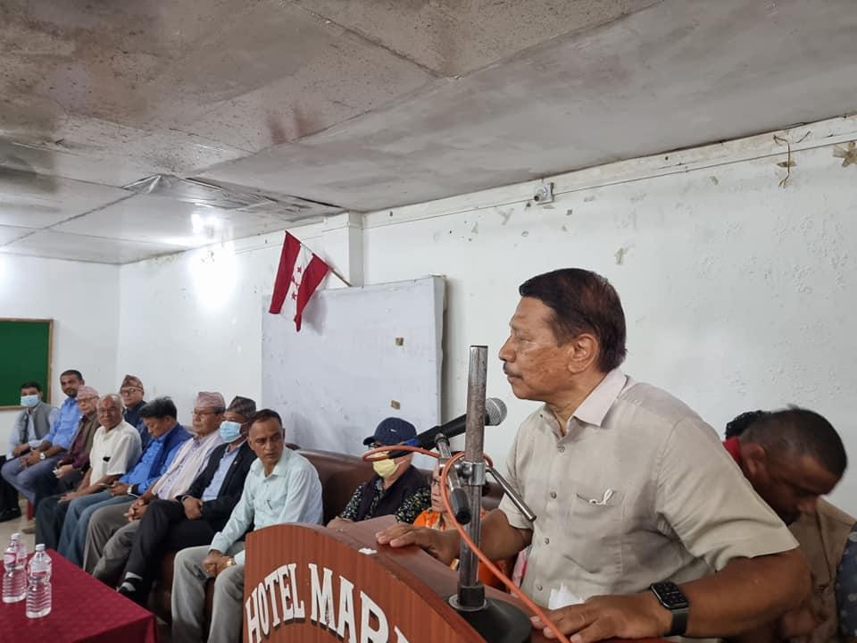 गठबन्धनका नेता र प्रधानन्यायधीशले स्पष्टीकरण दिनुपर्छः नेता सिंह